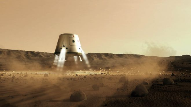 Mars One plans suicide mission to Red Planet for 2023