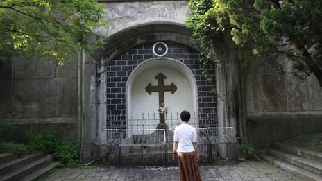 Mystery of China's missing bishop