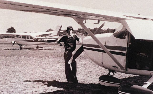 Official file adds new mystery to pilot's disappearance