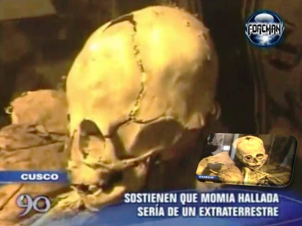 Alien Life Discovered? Hybrid Baby Skeleton Found in Peru
