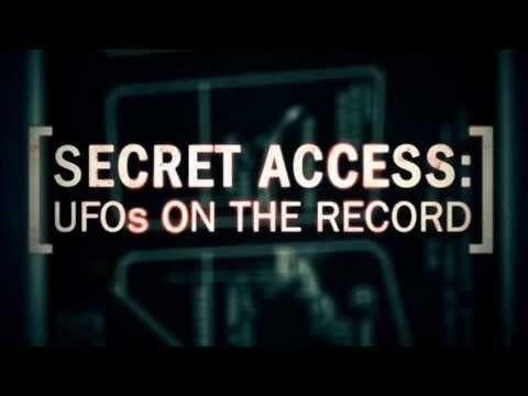 Secret Access. new UFO documentary