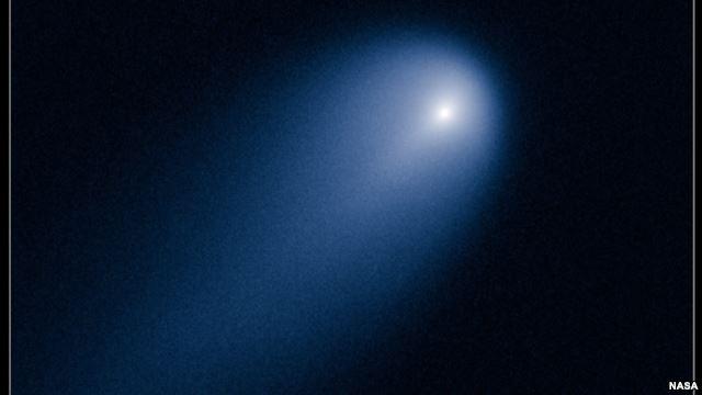 Comet ISON C2012