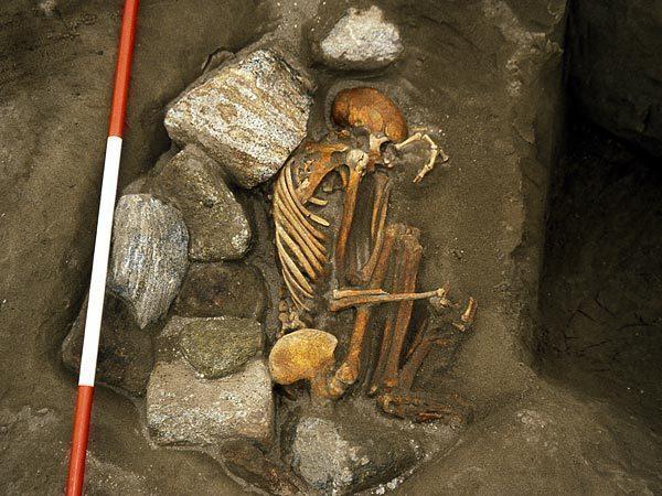 Real Frankenstein found in Scotland