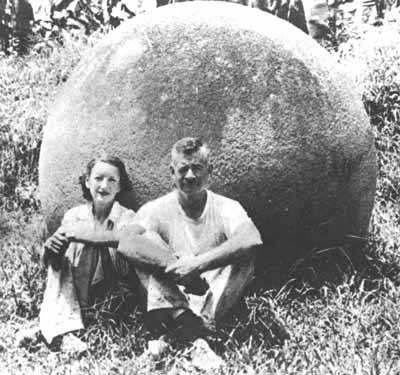 Unexplained Objects – Giant Stone Balls of Costa Rica