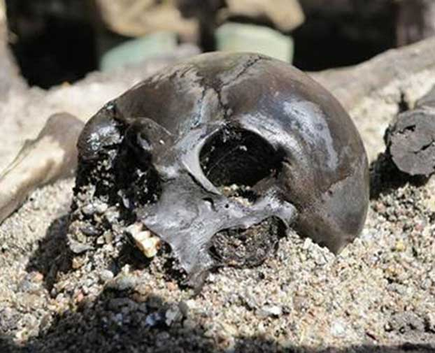 Skeleton Ghost Army Found