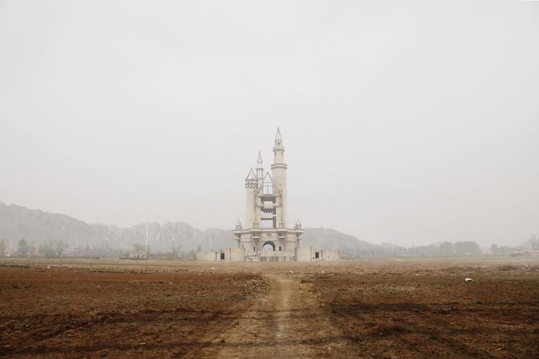 Ghost Town – Wonderland Amusement Park, Nankou Town, Changping, China