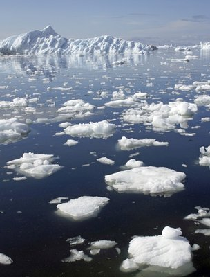 What will we find as arctic melts?
