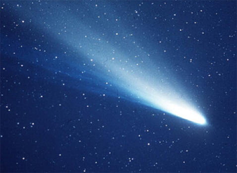 A killer comet could be heading for Earth!
