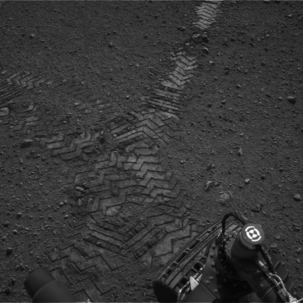 Mars Rover – HD pictures