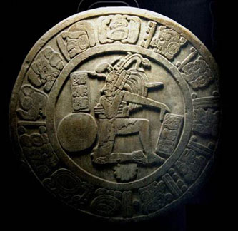 New Mayan  Monument With 'End Date' of Dec. 21, 2012