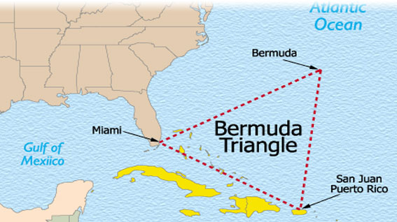 The Bermuda Triangle Mystery