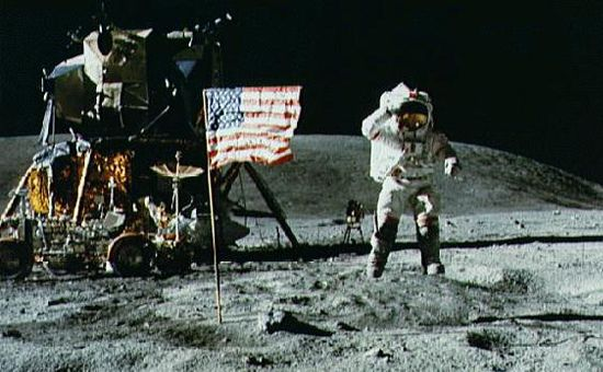 Fake Moon Landing Facts and Questions?