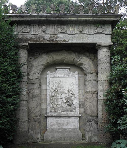 Shugborough inscription