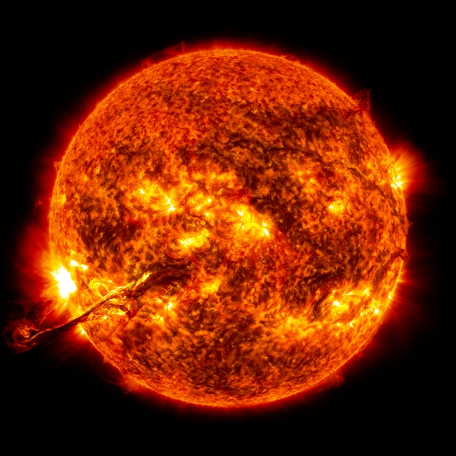 Spectacular Sun Photos