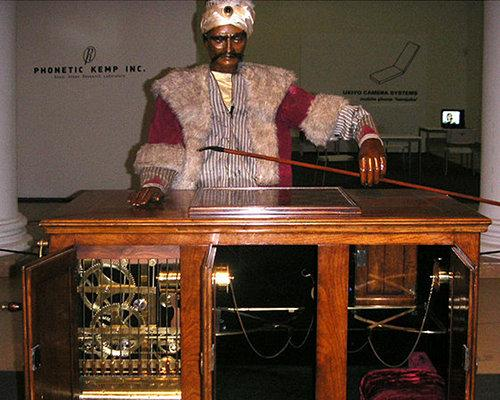 Famous Hoaxes – The Turk chess machine