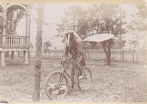 Unexplained Photographs