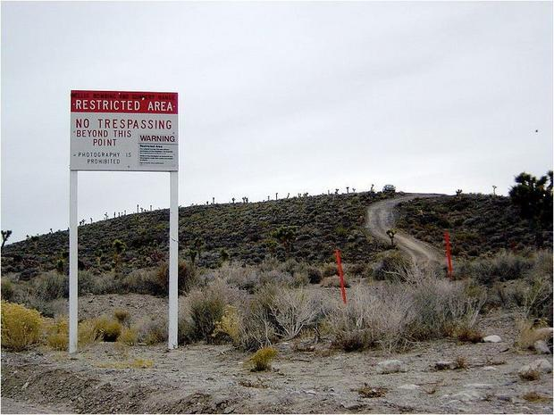 Area 51 – The real mystery of the secret Nevada base
