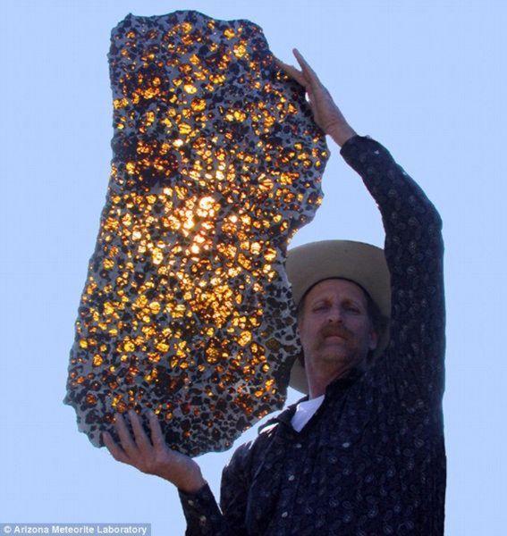 Mysterious Meteorite