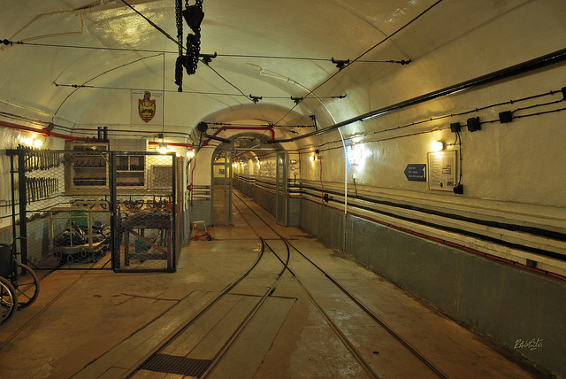 André Maginot Underground Shelter