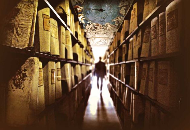 The Vatican Secret Archives Conspiracy