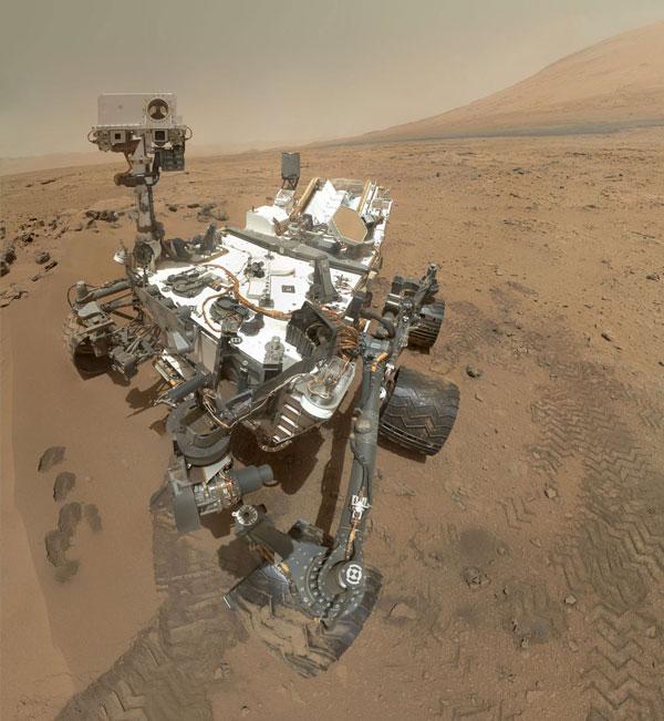 Mars methane mystery
