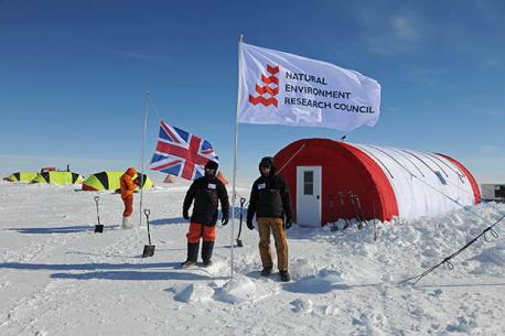 Antarctic mission to find alien life