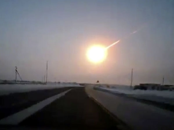 Did the Russians shoot down Meteor?