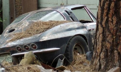 Car Graveyard Abandoned Strange Unexplained Mysteries