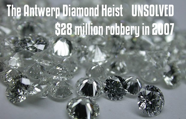 The Antwerp Diamond Heist