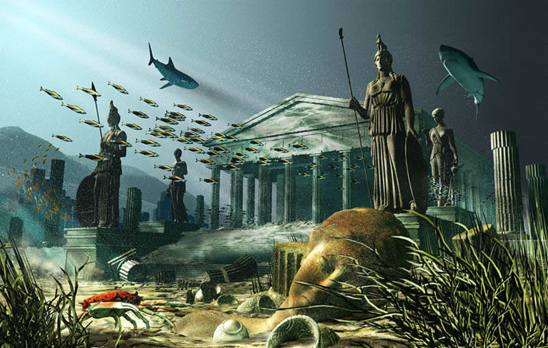 Documentary – Atlantis, the Lost World