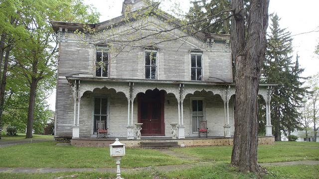 Haunted Houses – Gallery