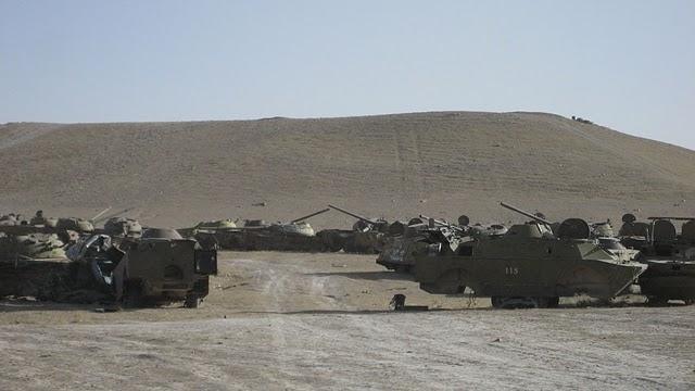 russian lost tanks