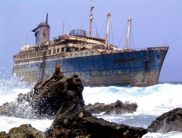 Ghost ship gallery –