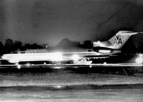 Amazing Hijacks – American Airlines Flight 119