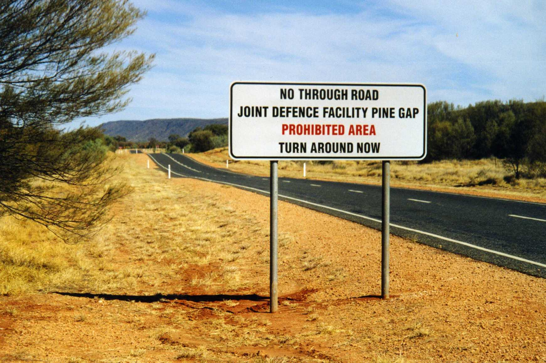 Over 1000 CIA agents have turned up at Pine Gap