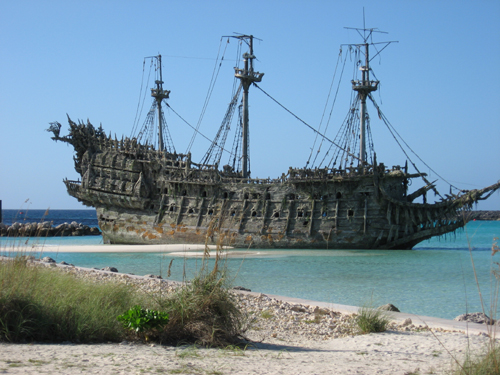 Ghost Ships – The Flying Dutchman