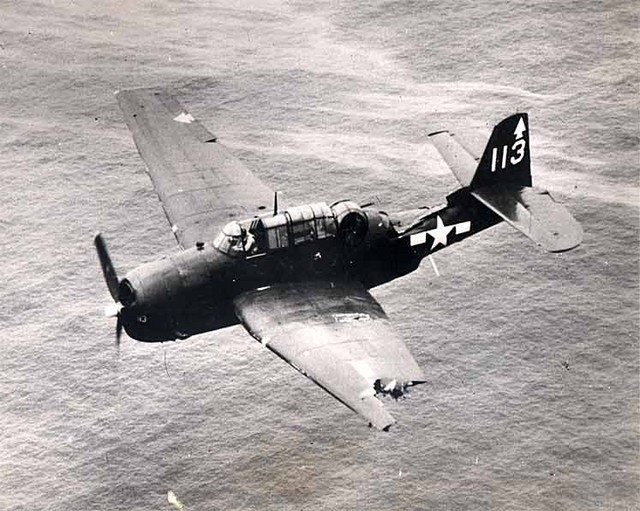The Haunting Case of WW II Ghost Planes