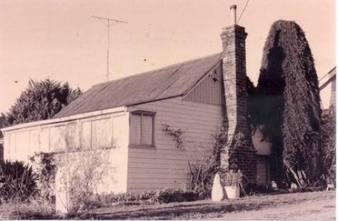 Grandmas Haunted house