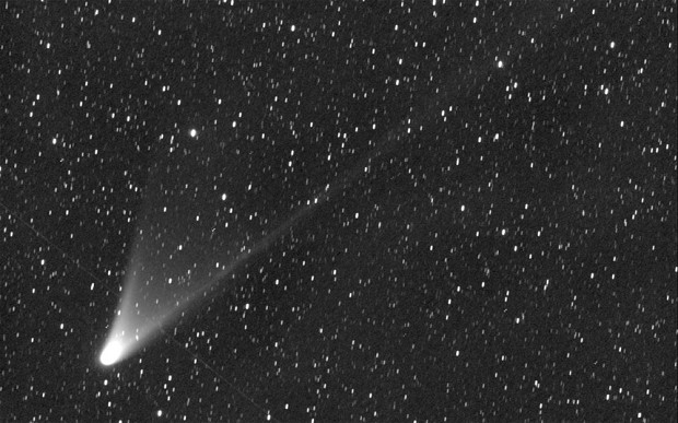 Watch out for New Comet!