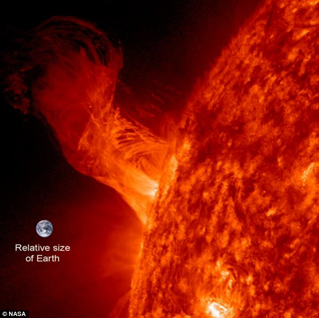 NASA warns 'something very unexpected is happening to the Sun'