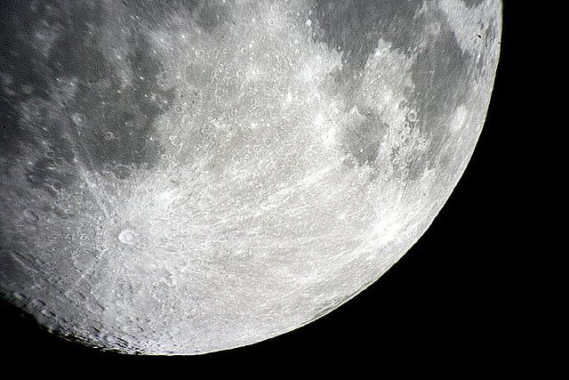 The Moon,