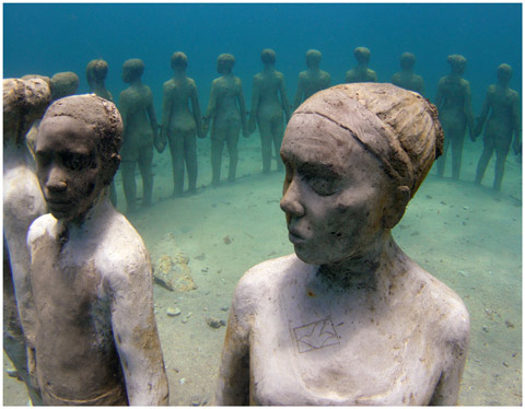 Underwater Mysteries – Sculptor