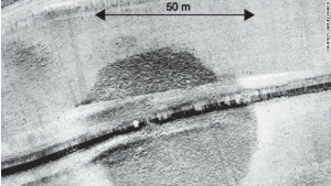 Mysterious structure found at bottom of ancient lake