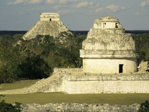 Maya Sun Observatory Hints at Alien Origin of Civilization
