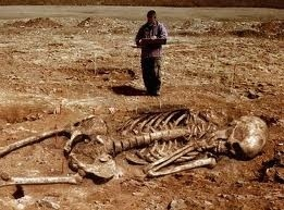 Did Giants really exist ?