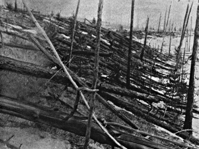 Unexplained Mystery – Tunguska