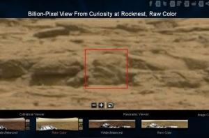Strange Mars Pictures