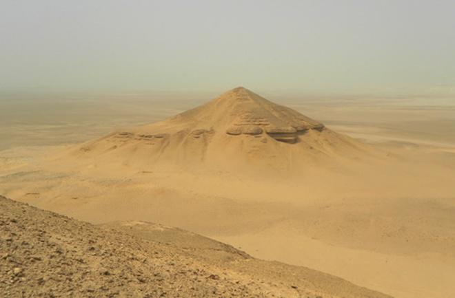 Long-Lost Pyramids Found?