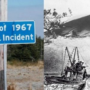 1967 Shag Harbor UFO Crash