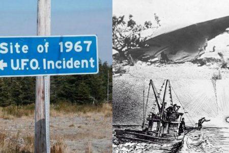 1967 Shag Harbor UFO Crash